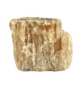 Calciet (honing) ruw 10 x 8 cm / 723 gram