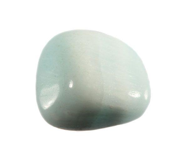 Calciet (blauw) steen getrommeld 10 - 20 gram