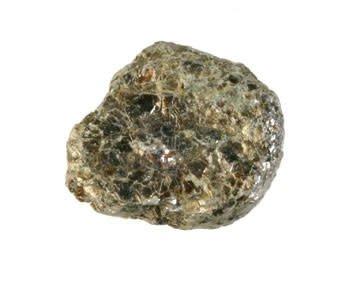 Biotiet lens (barende steen) ruw klein