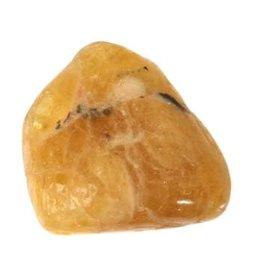 Beryl (goud) steen getrommeld 20 - 30 gram