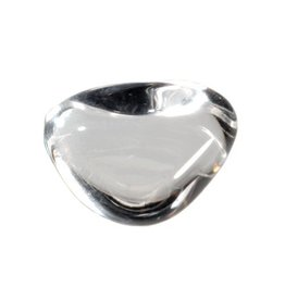 Bergkristal steen A-kwaliteit getrommeld 10 - 15 gram
