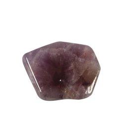 Auraliet 23 steen getrommeld 10  - 15 gram