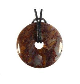 Pietersiet hanger donut 2,5 cm