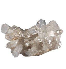 Bergkristal (Arkansas) cluster 19 x 14 x 7 cm / 1590 gram