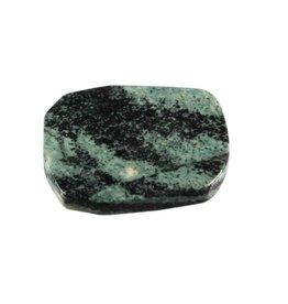 Jaspis (groen) schijfje