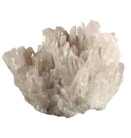 Bergkristal cluster 14,6 x 9,3 x 11,2 cm / 1623 gram