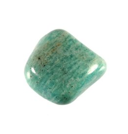 Amazoniet steen getrommeld 15 - 20 gram