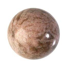 Kunziet (Australië) edelsteen bol 50 mm