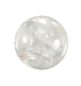 Dubbelspaat edelsteen bol 60 mm / 313 gram