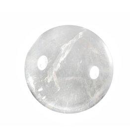 Bergkristal edelsteen bol A-kwaliteit 88 mm / 978 gram