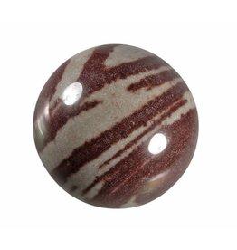 Shiva Lingam edelsteen bol 62 mm / 324 gram