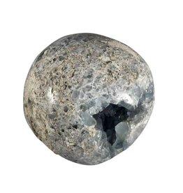 Celestien bol geode 89 mm / 1092 gram
