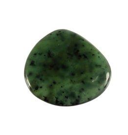 Kyaniet (groen) steen getrommeld 10 - 15 gram