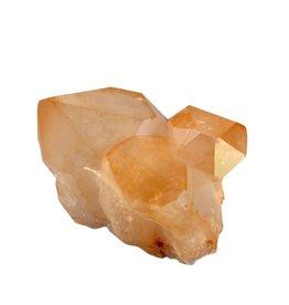 Lemurisch zaad (goud) kristal cluster 9,5 x 8,8 x 7,4 cm / 660 gram