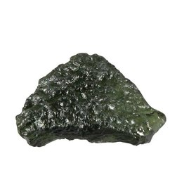 Moldaviet ruw 2,8 x 2,7 x 1 cm / 7,83 gram