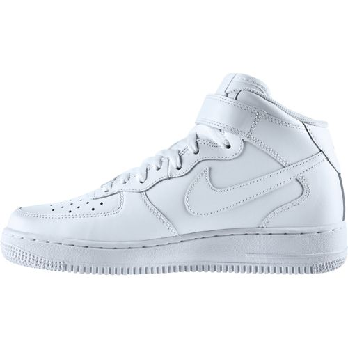 Air Force 1 Mid '07 White / White