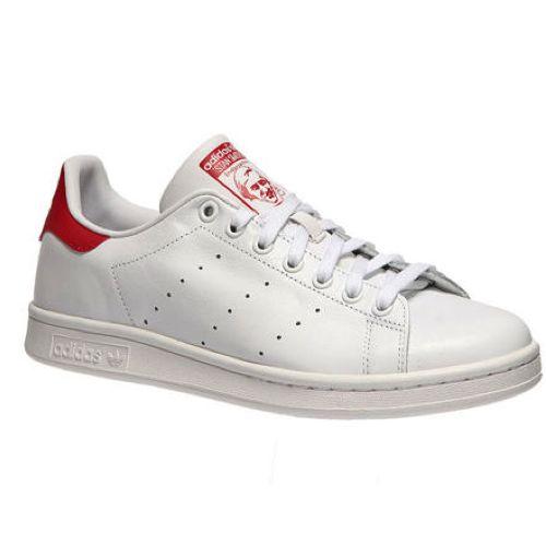Stan Smith Footwear White / Collegiate Red