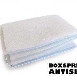 Anti-slip boxspring