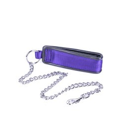 KIOTOS Kiotos Deluxe - Chain Lead Wide - Purple
