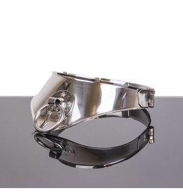 KIOTOS Steel Locking Collar with Ring 11cm