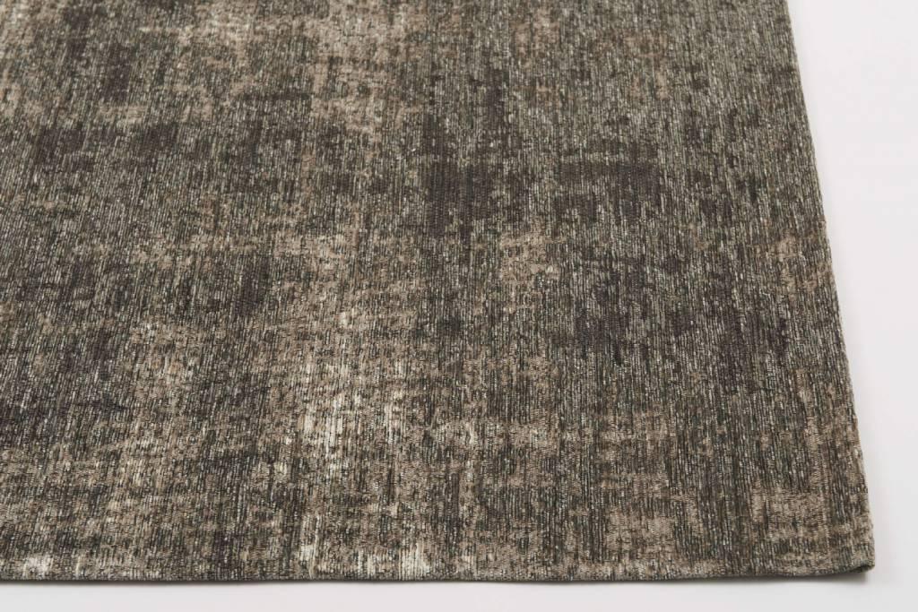 vintage teppich r al 26 grau floorpassion. Black Bedroom Furniture Sets. Home Design Ideas