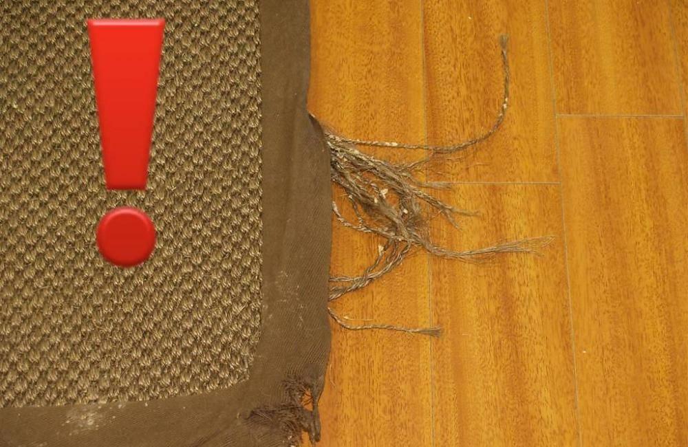 schlechte qualit t so erkennen sie billige sisal teppiche floorpassion floorpassion. Black Bedroom Furniture Sets. Home Design Ideas