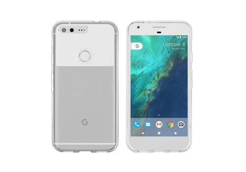 CoolSkin3T Google Pixel XL Transparant Wit