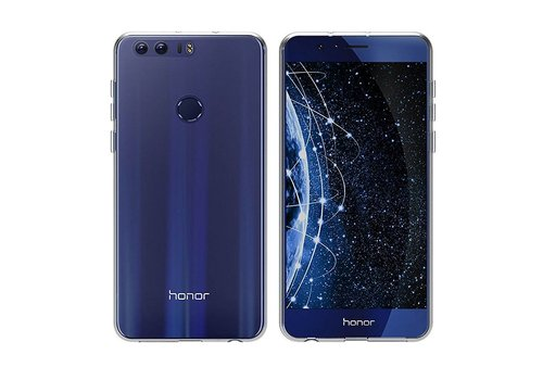 CoolSkin3T Huawei Honor 9 in Transparant Wit