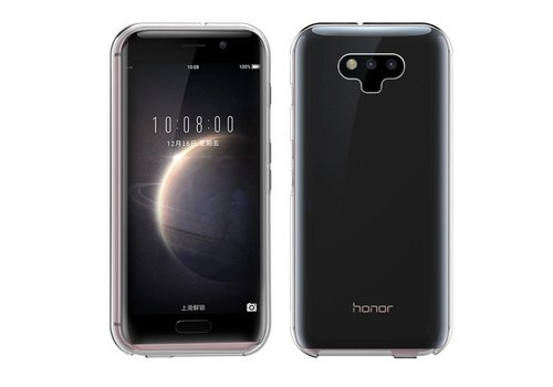CoolSkin3T Huawei Honor Magic Transparant Wit