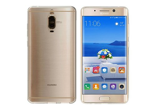 CoolSkin3T Huawei Mate 9 Pro Transparant Wit