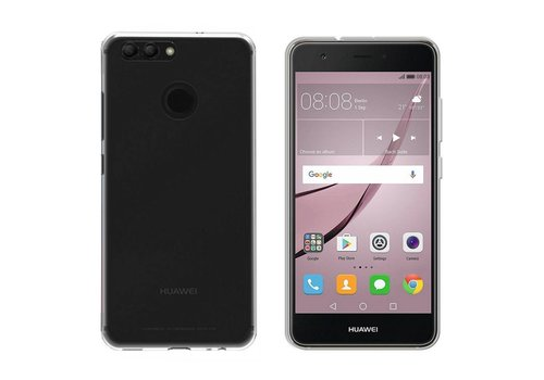 CoolSkin3T Huawei Nova 2 Plus Transparant Wit