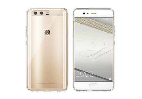 CoolSkin3T Huawei P10 Transparant Wit