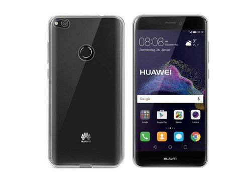 CoolSkin3T Huawei P9 Lite 2017 in Transparant Wit