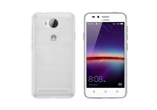 CoolSkin3T Huawei Y3 2 Transparant Wit