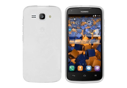 CoolSkin3T Huawei Y540 Transparant Wit
