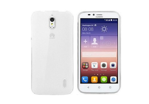 CoolSkin3T Huawei Y625 Transparant Wit