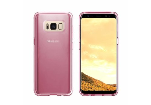 CoolSkin3T Samsung S8/S8 Duos Transparant Roze