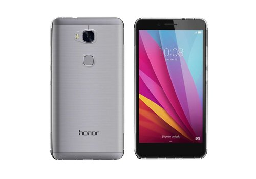 CoolSkin3T Huawei Honor 5X / GR5 Transparant Wit