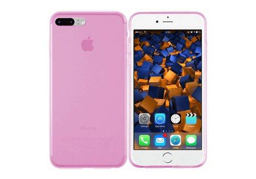CoolSkin3T iPhone 8/7 Plus Transparant Roze