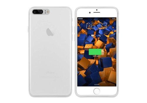 CoolSkin3T iPhone 8/7 Plus Transparant Wit