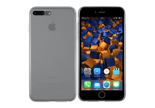 CoolSkin3T iPhone 8 Plus/7 Plus Transparant Zwart
