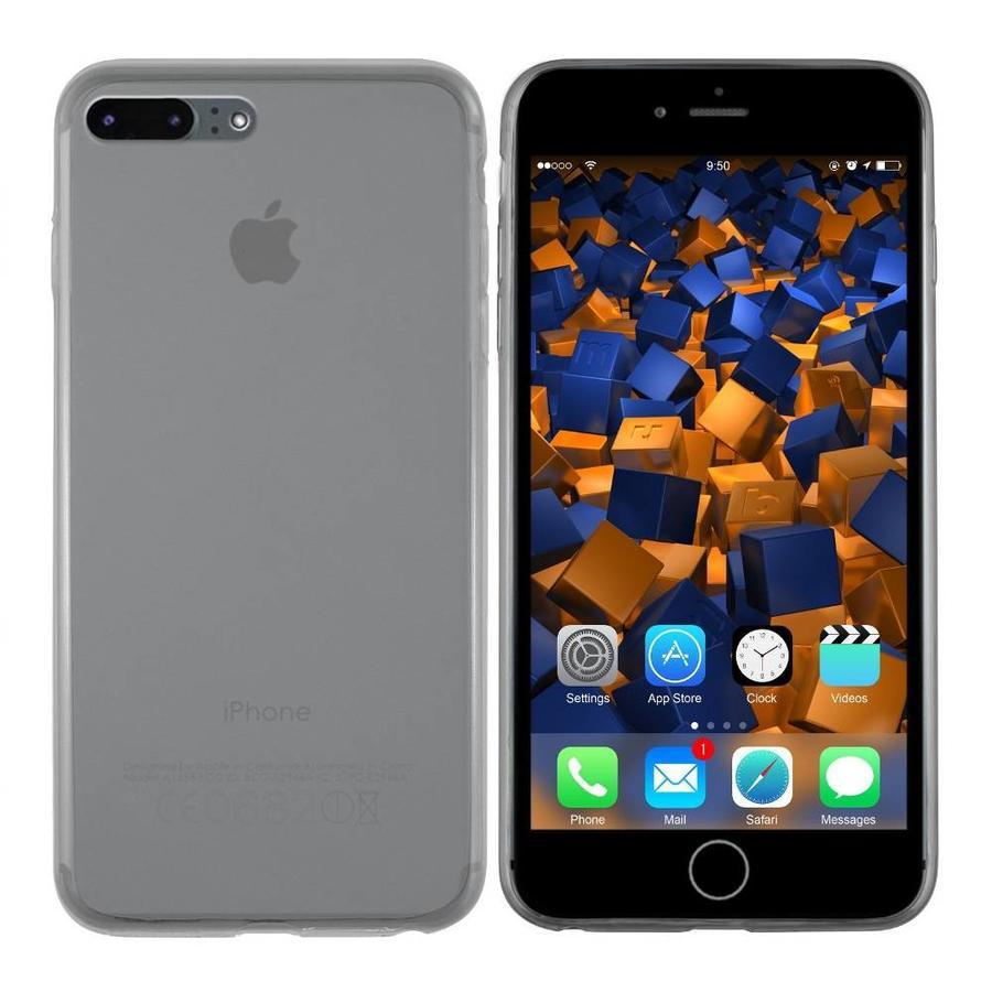 CoolSkin3T voor Apple iPhone 8/7 Plus Transparant Zwart