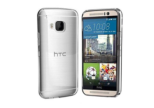 CoolSkin3T HTC One S9 Transparant Wit