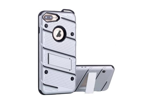 Hoes Armour iPhone 6/6S Plus Zilver