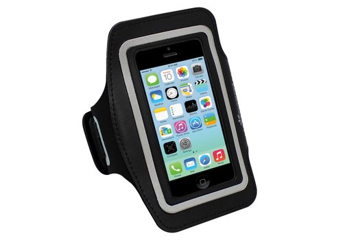 Sport Armband iPhone 6 Plus Zwart
