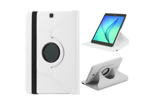 "360 Twist Hoes Samsung Tab S3 9.7"" (SM-T820) Wit"
