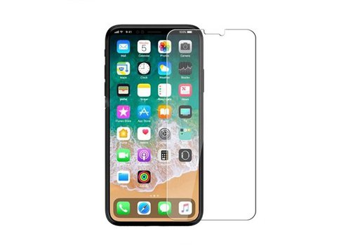 Screenprotector Tempered Glass 9H (0.3MM) iPhone X