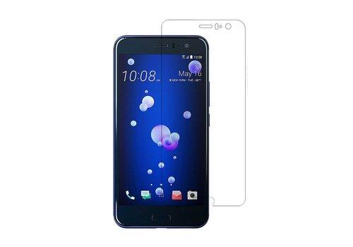 Screenprotector Tempered Glass 9H (0.3MM) HTC U11 (5.5'')