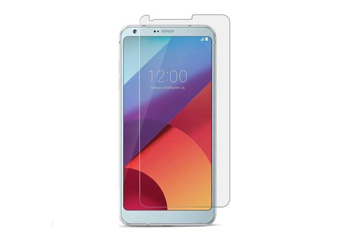 Screenprotector Tempered Glass 9H (0.3MM) LG G6 (5.7'')