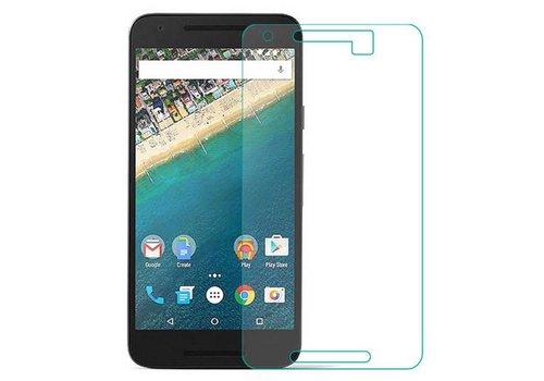 Screenprotector Tempered Glass 9H (0.3MM) Google Nexus 6P